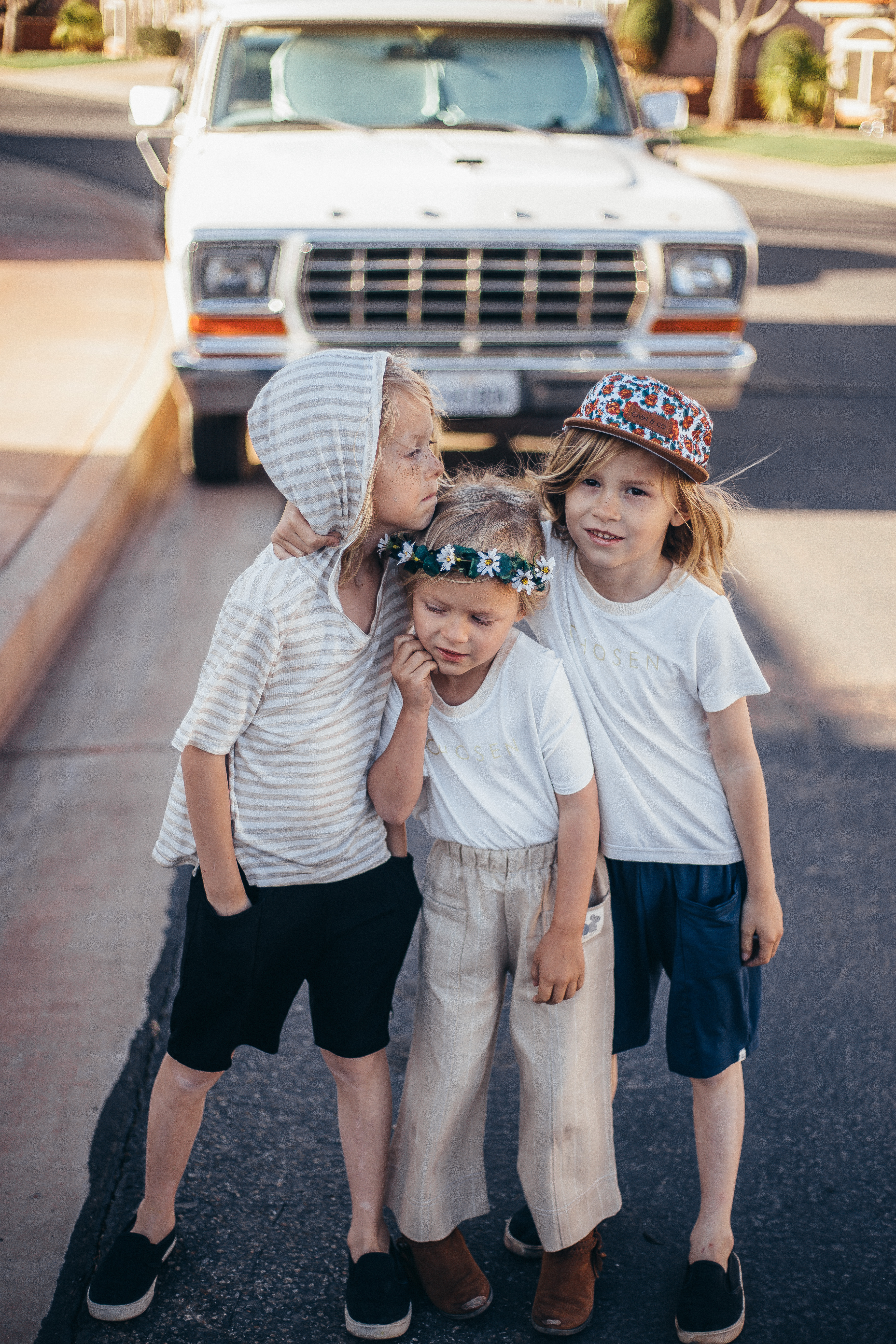 cute comfy minimal clothing for kids